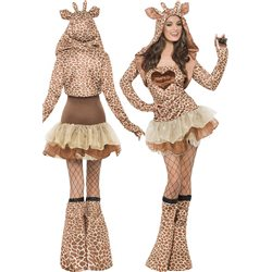 Fantasia Girafa Sexy