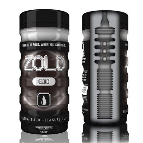 Zolo® Masturbador de Homem - Glide Cup