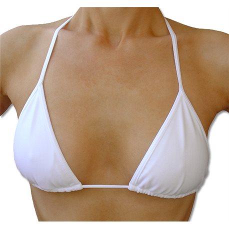 Top Bikini Brasileiro médio - Branco