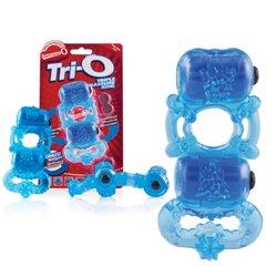 Anel Duplo Trio O - The Screaming O