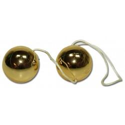 Bolas Chinesas Douradas
