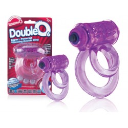 Anel Vibração Double O6 - The Screaming O