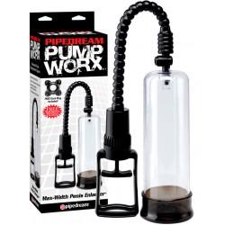 Bomba de Vácuo 19cm - Pump Worx