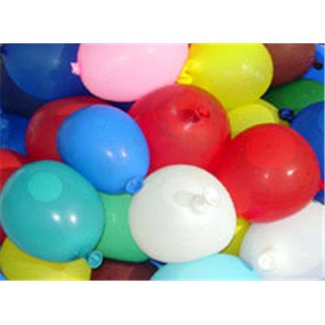 Balões de água - Embalagens de 100 Balões