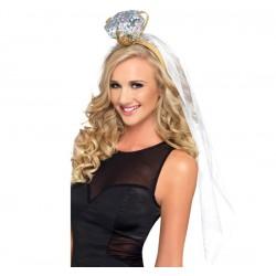 Véu Noiva Humorístico