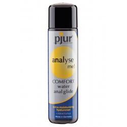 Lubrificante Anal À Base De Água Pjur® AnalyseMe Water - 100ml