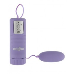 Ovo Estimulador Clítoris - Ultra Sevem Lilás