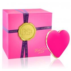 Estimulador Clítoris Coração Carregável - Rosa