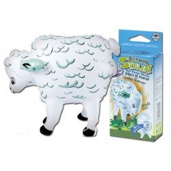 Mini ovelha insuflável Stella