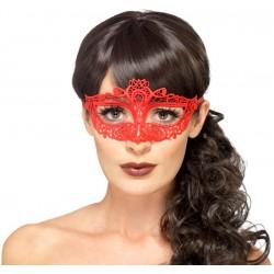 Máscara Tecido - Vermelha